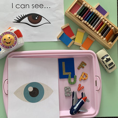 February 2021 in Benjamin Preschool