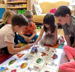 May 2021 in Benjamin Preschool