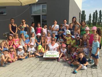 Benjamin Summer Camp 2016