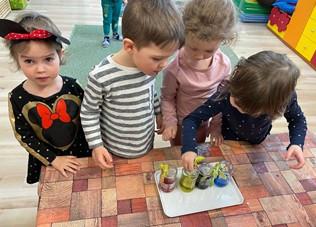 March 2021 in Benjamin Preschool