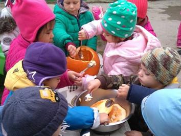 October 2016 in Benjamin Preschools
