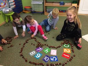 October 2017 in Benjamin Preschools