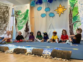 June 2016 in Benjamin preschool