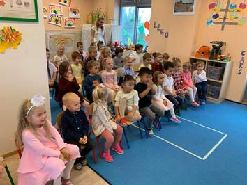 October 2019 in Benjamin Preschool