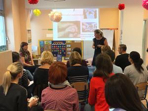Parent Education Seminar with prof. MUDr. Mrázová PhD.