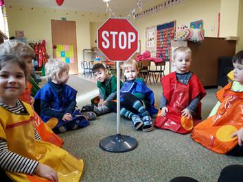 February 2018 in Benjamin Preschool