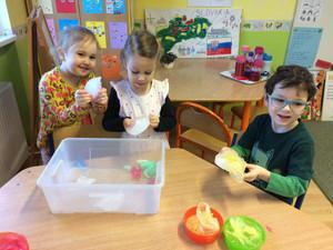 January 2018 in Benjamin Preschool