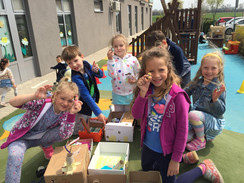 April 2021 in Benjamin Preschool