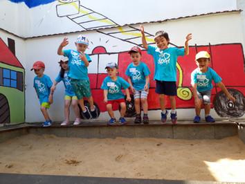 June 2018 in Benjamin Preschool