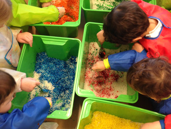 January 2016 in Benjamin Preschools