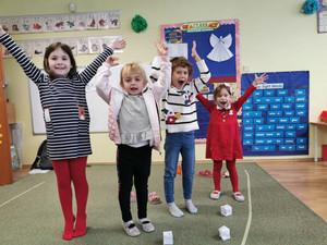 November 2019 in Benjamin Preschool