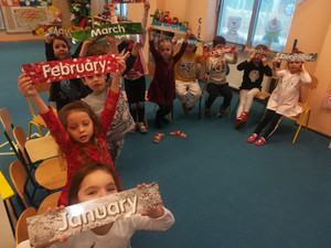 January 2020 in Benjamin Preschool