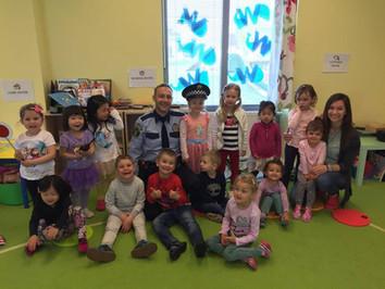 April 2016 in Benjamin Preschools
