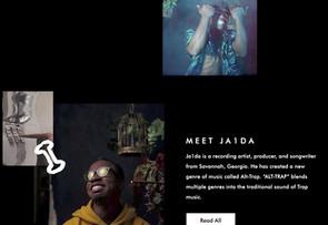 Direct Website for Ja1da