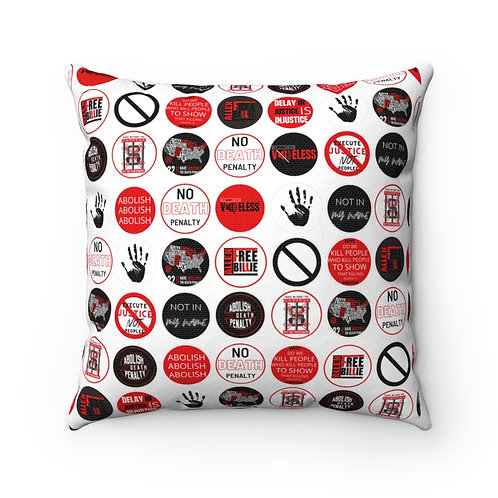 Ant- Sticker Print Pillow Case