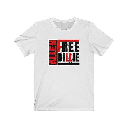 FREE BILLIE ALLEN UNISEX  TEE