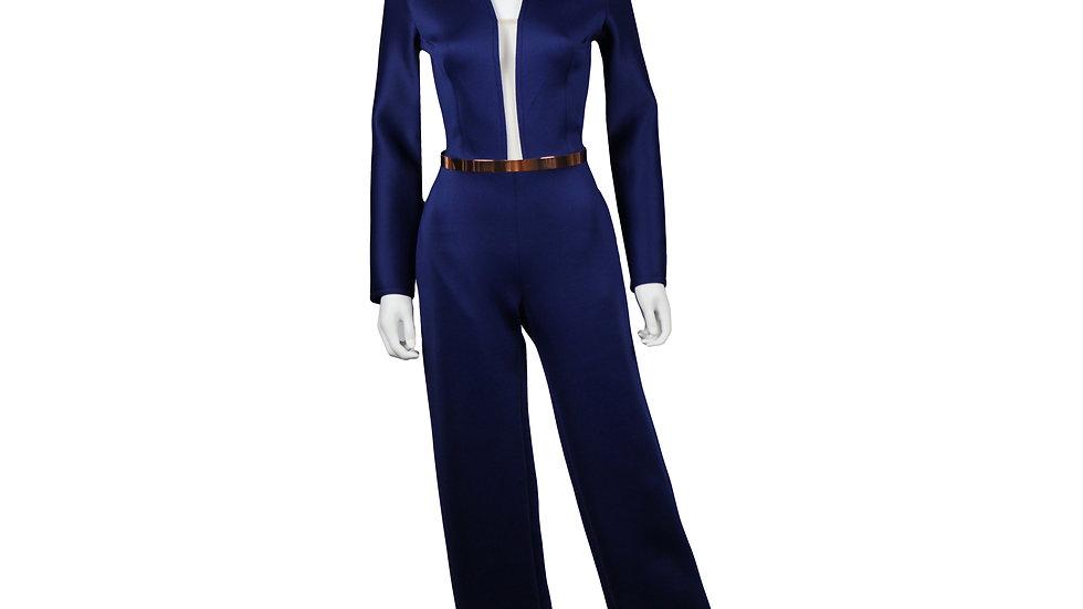 Elegant Long Sleeves Jumpsuit