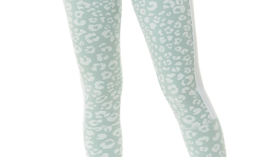 Mint Animal Print Legging