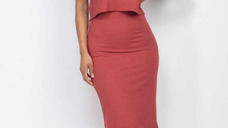 Chic Skirt Set