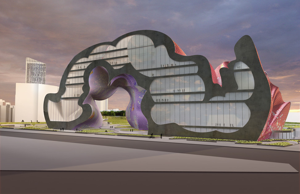 Taichung Cultural Center Proposal