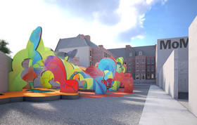 MoMA PS1 YAP 2014 Finalist