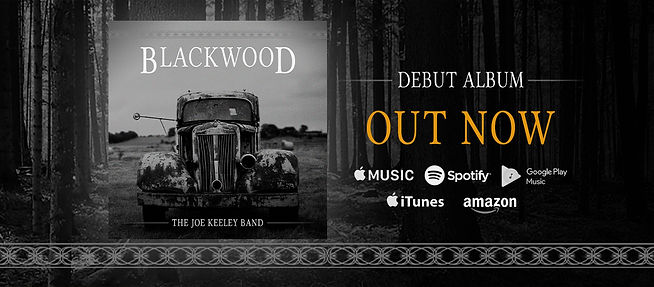 FB Cover - The Joe Keeley Band - Out Now