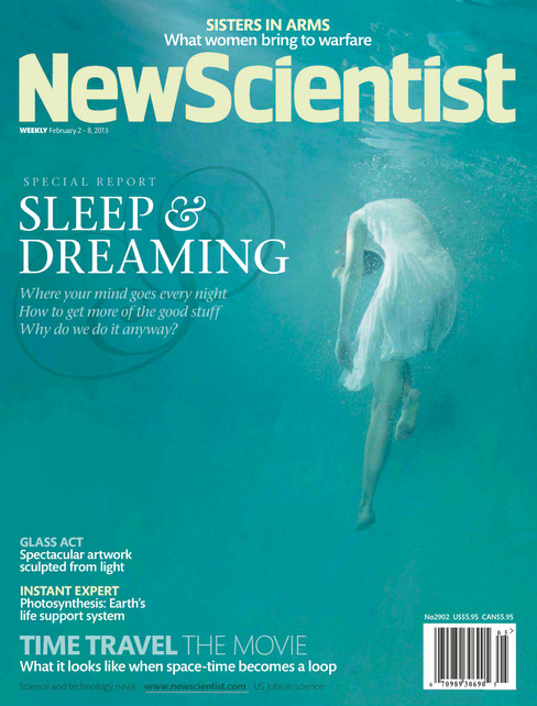 New Scientist Cover