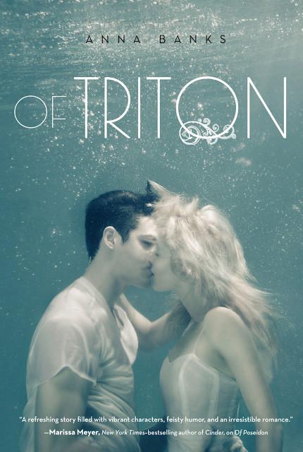 Of Triton Book Cover
