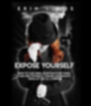 EXPOSE YOURSELF - Book Cover for Website