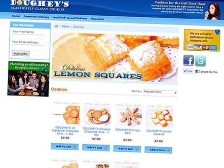 Doughey's Cookies