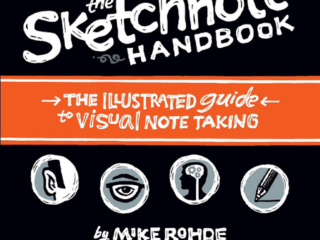 Sketchnote Handbook by Mike Rohde