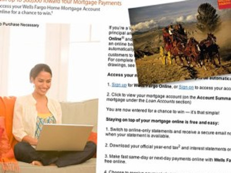 Wells Fargo Email Campaigns