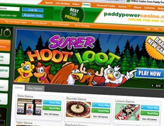 Paddy Power is the largest provider of fixed odds sports betting in Ireland.
