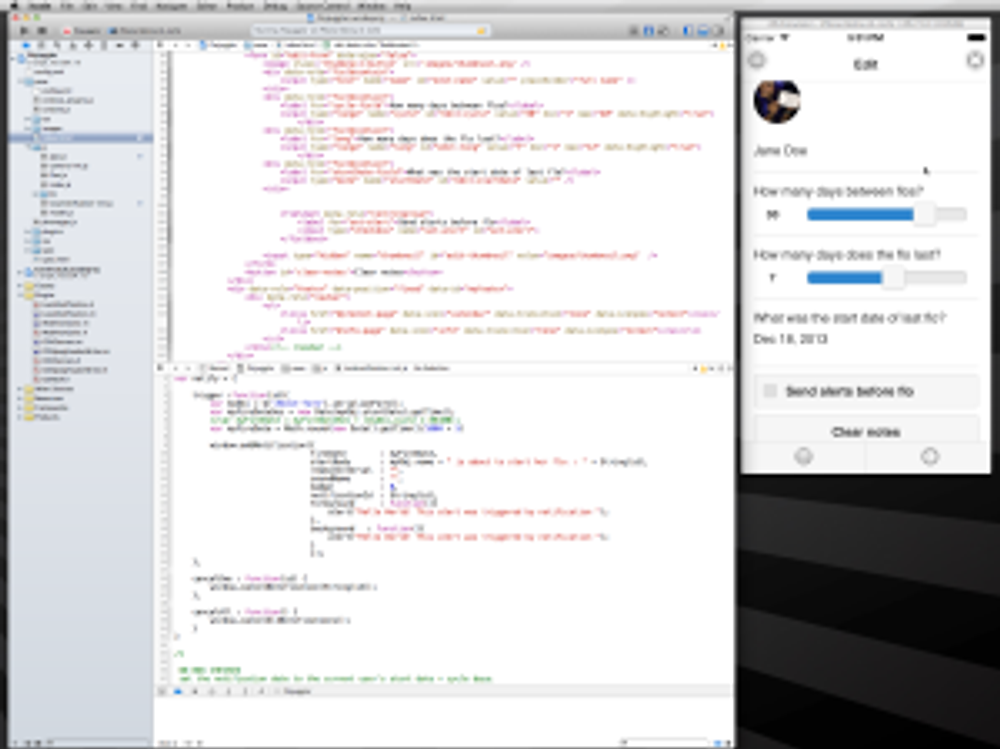 Xcode and iPhone Simulator Setup
