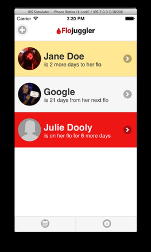Flojuggler iOS