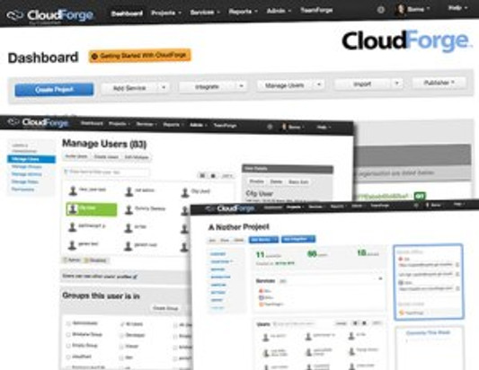 Cloudforge by CollabNet