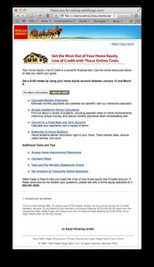 WellsFargo Home Equity Loan