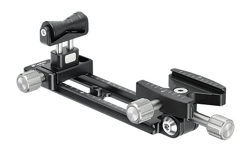 Leofoto VR-150 171mm Daul Pivot Long Lens Support with Clamp
