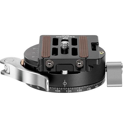 Leofoto PCL-60 60mm Lever Release Panning Clamp