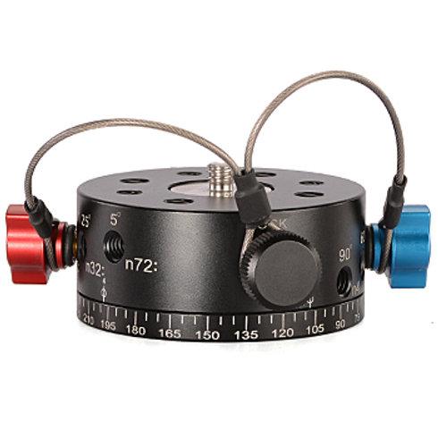 Leofoto DH-60C Indexing Rotator Kit (DH-60&DM-60 +BPL-50)