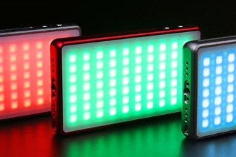 Leofoto FL-L190RGB LED light, 500 Lumens RGB LED Fill Light