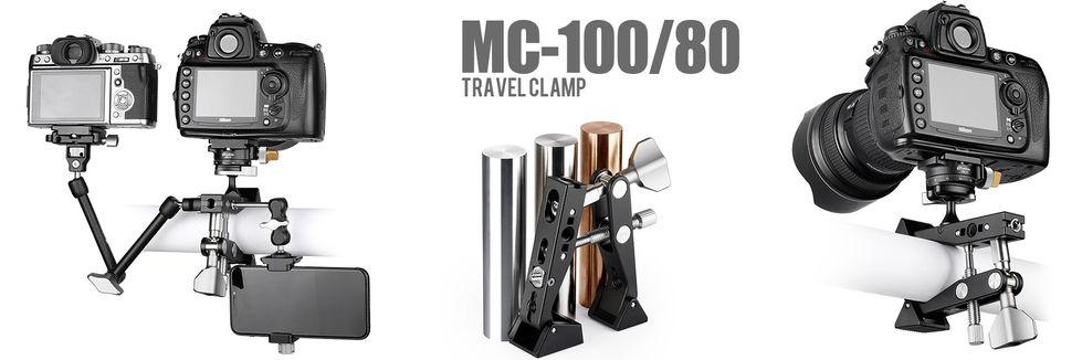 Leofoto Multi Clamp MC-100/80