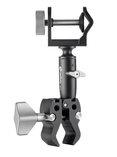 Leofoto UC-01 Ajustable Angle Arm includes MC-40 and UC-02