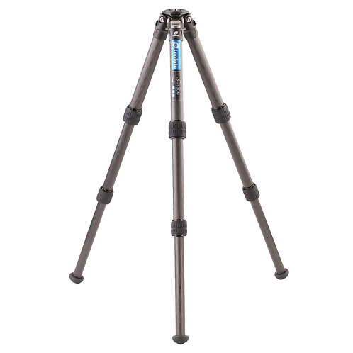 Leofoto LS-253CM+LH-30 25mm 3 Section Compact Carbon Fibre Tripod w/ Ball Head