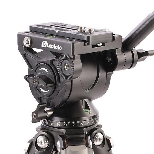 Leofoto BV-10 60mm Base Low Profile Video Head