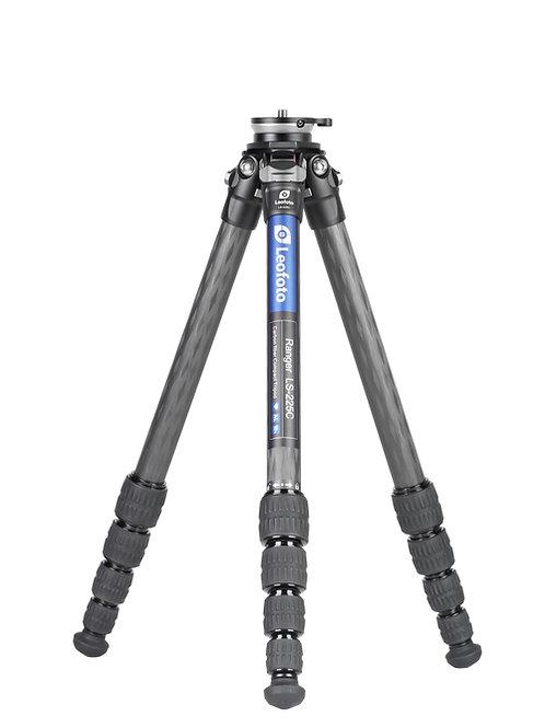 Leofoto LS-225CEX Ranger Levelling Series 22mm 5 Section Tripod