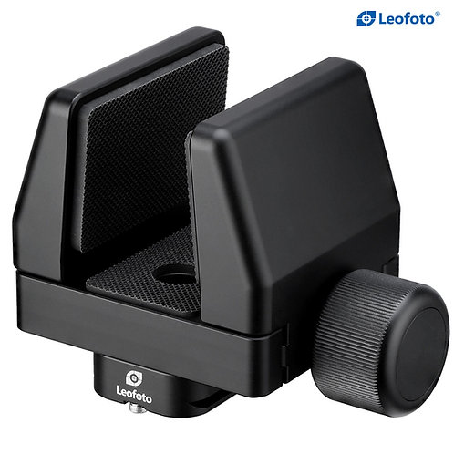 Leofoto GS-2 Equipment Support Clamping Mount with Arca Dovetail