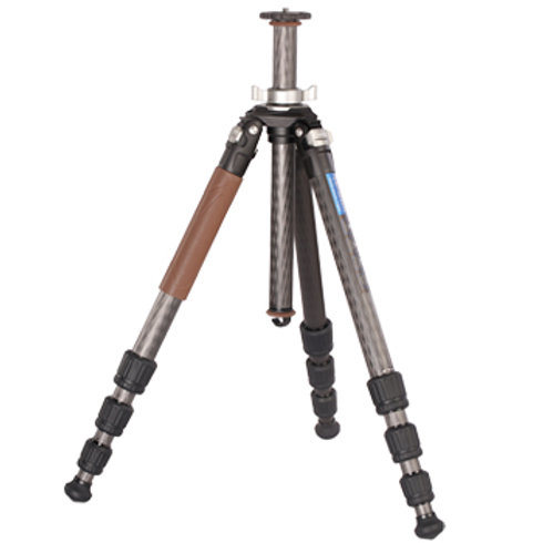 Leofoto LN-324CH 32mm 4 Section High-end Carbon Fibre Tripod with centre column)