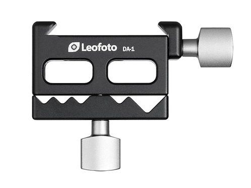 Leofoto DA-1 Cable Clamp with Pinch Point Cut Outs