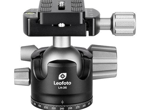 Leofoto LH-36 36mm Low Profile Ball Head